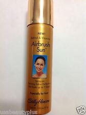 Sally Hansen Airbrush Sun Spray On Tanning Especially for Face (1.8 oz) NEW .