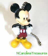 WONDERFUL MICKEY MOUSE DISNEY CEILING FAN CHAIN LIGHT SWITCH PULL NEW
