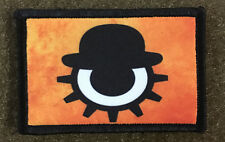 Clockwork Orange Movie Morale Patch Tactical Milspec Molle Badge Made in the USA