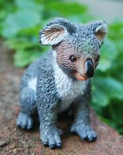Small plastic Australian animal  KOALA  by ' Science and Nature '