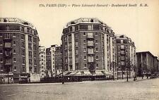 PARIS  Place Edouard-Renard Boulevard Soult TBE