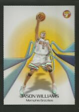 JASON WILLIAMS 2004-05 04-05 TOPPS PRISTINE GOLD REFRACTOR #/27