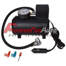 250 PSI 12V Car Auto Portable Pump Tire Inflator Mini Air Compressor W/Gauge