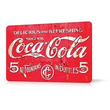 METAL TIN SIGN COCA COLA VINTAGE RETRO 2 Vintage Poster Decor Home Bar Pub Wall