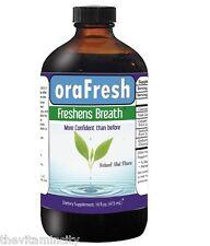 oraFresh - Fresh Breath Again, Bad Breath Help, Mouth Smell, Fresh Breath