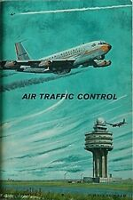 AIR TRAFFIC CONTROL (1970 SCIENCE SERVICE BOOK W/ STAMPS - AMERICAN AIRLINES CVR