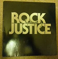 "rock justice musical lp dokken rock n roll vinyl rare 1980 album 12"" gatefold"