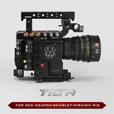 TILTA ESR-T01-C Cage baseplate LEMO RED WEAPON RAVEN SCARLET-W EPIC-W Camera Rig