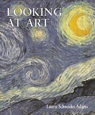 Looking At Art by Adams, Laurie Schneider