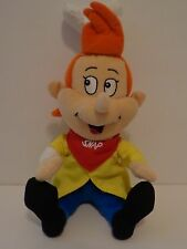 """Kelloggs SNAP from Rice Krispies (Snap, Crackle & Pop) Plush Doll 13"""""""