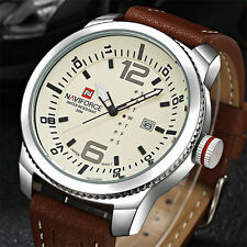 NAVIFORCE Luxury Watch Men Fashion Brand Sport Watches Men's Quartz Wrist Watch