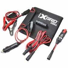 XGRID XGS4AUTO 4W Portable Solar and Auto Kit(Perfect for summer trips!)