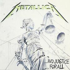 METALLICA - And Justice For All [CD New]