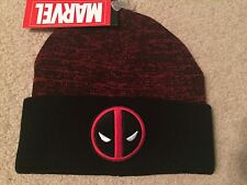 DEADPOOL movie Assassin Merc Cable gun COMIC Book New MEN'S Beanie SKULL Hat CAP