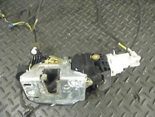 1999 MERCEDES S320 W220 AUTOMATIC PASSENGER SIDE FRONT DOOR LOCK 2207200735