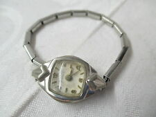 Vintage Ladies Watch Eloga Swiss 17 jewels 10K RGP