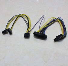 ATX 24P IDE 4P to 18Pin 10P PSU Power Cable for HP Z800 Workstation Motherboard