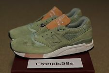 New Balance x Concepts 998 Tannery Size 10.5 DS M998TNY Mint Money CNCPTS