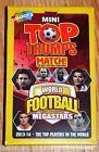 TOP TRUMPS World FOOTBALL Megastars new sealed