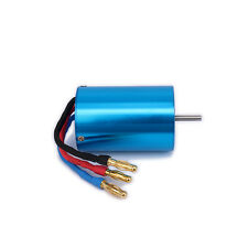 New 03302 Electric Inrunner Brushless 540 Motor For 1/10 RC Car HSP Buggy Blue