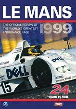 Le Mans 1999 - Official review (New DVD) 24 Hour Endurance race