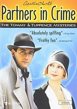 Agatha Christie Partners in Crime The Tommy & Tuppence Mysteries DVD Set Series