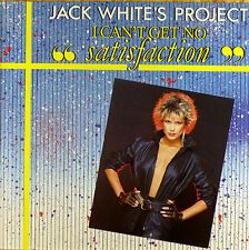 Jack White's Project - (I can't get no) Satisfaction - 12'' Maxi LP - L3198