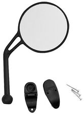 ACERBIS Dual Sport Enduro Right Side Bolt On Rear View Mirror In Black Folding