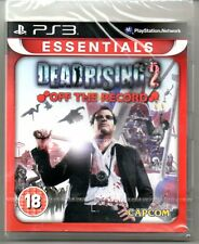 "Dead Rising 2 off the record ""Nuevo y sellado"" Free P&P * PS 3 *"