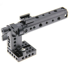 CAMVATE Camera DSLR Top Handle Rig w/Plate Rod Clamp Cold Shoe fr Canon Nikon