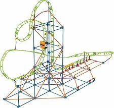 K'NEX Thrill Rides Infinite Journey Roller Coaster Building Ages 7+ New Toy Gift