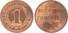 1 Pfennig 1894 A Kolonien / Neuguinea Deutsch  fast Stempelglanz