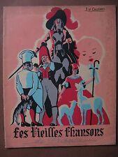 ARTIMA  :  LES VIEILLES CHANSONS DE FRANCE