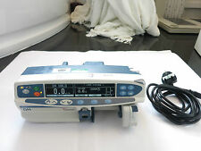 ALARIS GH CAREFUSION MEDICAL SYRINGE INFUSION PUMP DRIVER ICU ADMINISTRATION UK
