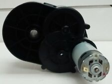 Peg Perego 12 Volt Battery Powered John Deere Ground Force Tractor Gearbox Motor