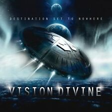 VISION DIVINE DESTINATION SET TO NOWHERE SEALED CD NEW