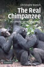 Real Chimpanzee : Sex Strategies in the Forest by Christophe Boesch (2009,...