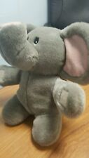 Peluche De Elefante De Cumpleaños