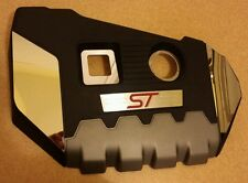 Ford Focus ST 250 polished stainless steel engine cover chrome 4 parts