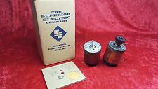 Lot of 2 Superior Electric Powerstat Variable Transformer 5-1066 Varic 12V