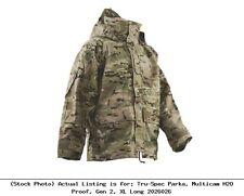 Tru-Spec Parka, Multicam H2O Proof, Gen 2, XL Long 2026026 Parkas