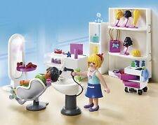BNIB Playmobil 5487 BEAUTY SALON Shopping centre theme