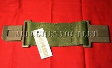 "US Military Web Belt Extender 6"" Pistol Equipment Waist Belt Extender Duckbill"