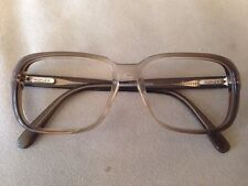 RODENSTOCK 'Benno' Taupe Fade Eyeglasses Sunglasses Vintage 54-17-145