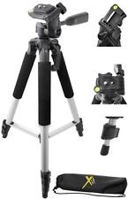 "57"" Pro Series Tripod for Any Fujifilm Digital Camera, HS50EXR HS35EXR and  More"