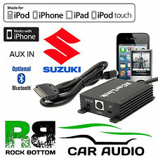 SKU3198 Suzuki Swift 2005 On Car Stereo Radio AUX IN iPod iPhone Interface Cable