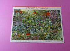 Stamps US * Sc 4474 * HAWAIIAN RAIN FOREST * 2010 * Sheet of 10 * 44cent