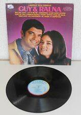 GUY & RALNA 1960s LP folk country Ranwood Records