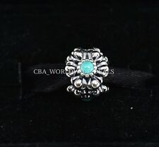 NEW Authentic PANDORA Sterling Silver Birthday December Bloom Charm 790580TQ