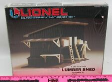 Lionel 6-12705 lumber Shed assembly kit